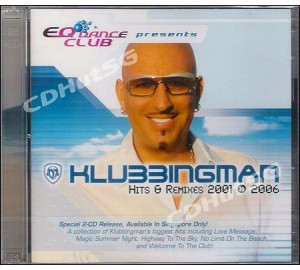 Klubbingman : HITS & REMIXES 2001 >> 2006 2CD Edition